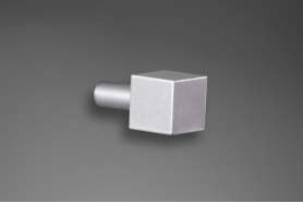 Cube Finial Small