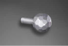 Random Faceted Ball Finial